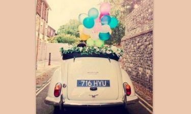 10 + 2 ιδέες διακόσμησης για τον πιο vintage γάμο της χρονιάς