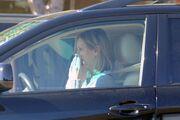 Ξέσπασε σε κλάματα η σύζυγος του Ford  όταν έφτασε στο νοσοκομείο (φωτο)