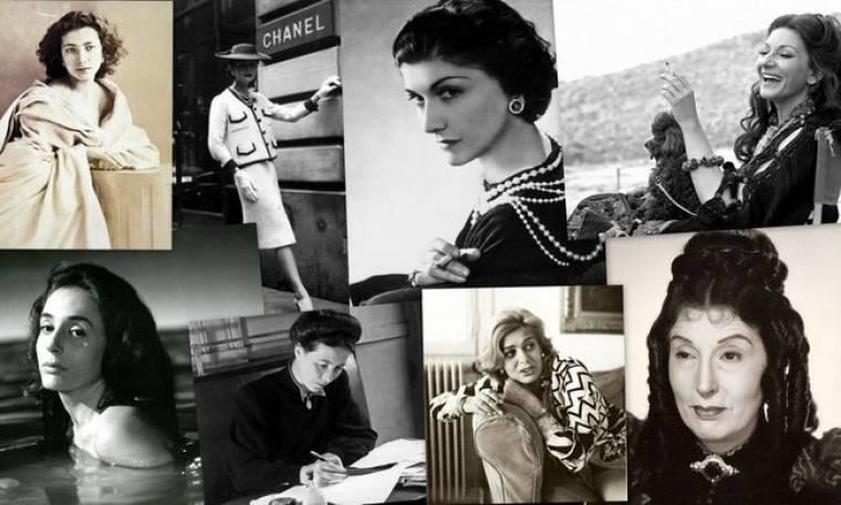 Άρωμα γυναίκας: Οι γυναίκες που άλλαξαν την ιστορία του κόσμου