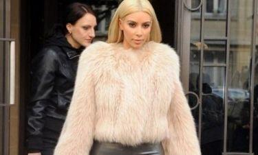 Το σοκ της ημέρας: Η Kim Kardashian άλλαξε πάλι το χρώμα των μαλλιών της