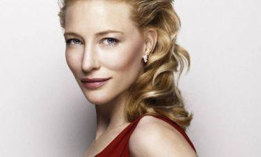 Δείτε πρώτη φορά το νεογέννητο κοριτσάκι που υιοθέτησε η Blanchett