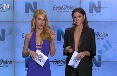 «Όπως θα είδατε στην παρουσίαση της Eurovision γυμνές τις στείλαμε όλες»