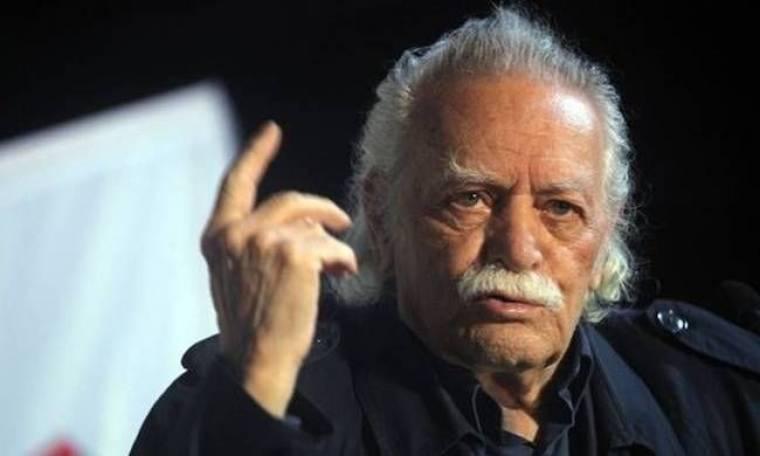 Γλέζος: «Ότι δεν κατάφερε η Γερμανία με τα όπλα, το κατάφερε με το ευρώ»