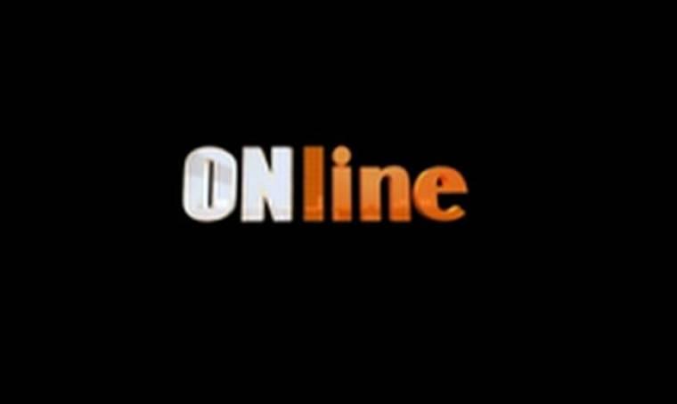 Ο Γιάνης Βαρουφάκης στην πρεμιέρα της εκπομπής OΝline