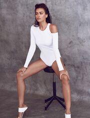 Irina Shayk: Η νέα σέξι φωτογράφησή της που προκαλεί εγκεφαλικά!