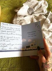 Μαριάντα Πιερίδη: Το δώρο για το γιο της που την συγκίνησε