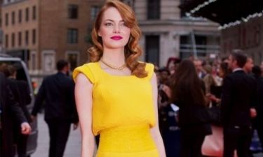 Emma Stone: Η μόνη star που είναι ίδια (και καλύτερη) χωρίς μακιγιάζ!