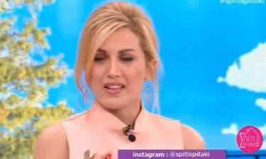 Κωνσταντίνα Σπυροπούλου: Αγανακτισμένη με τη χθεσινή μέρα, Παρασκευή και 13! Τι αποκάλυψε ότι της συνέβη;