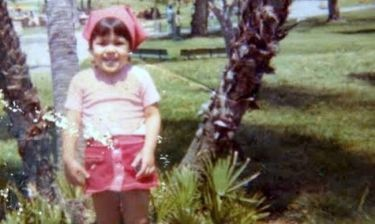 Διάσημη ηθοποιός, 38 χρόνια πριν! Την αναγνωρίζετε;