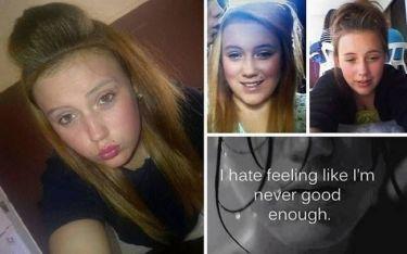Το σπαρακτικό τελευταίο μήνυμα που έγραψε στο Facebook μία 13χρονη