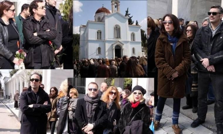 Άνθρωποι της Τέχνης και του Πολιτισμού αποχαιρέτησαν τον Διαγόρα Χρονόπουλο