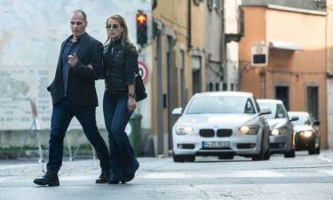 Βαρουφάκης: Η ρομαντική βόλτα με την σύζυγό του στους δρόμους της Ιταλίας