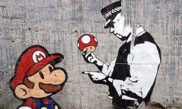 Εντυπωσιακά graffiti (Photo)