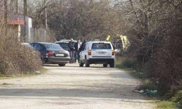 Βαγγέλης Γιακουμάκης: Φωτογραφίες από το σημείο που βρέθηκε νεκρός