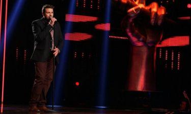 Ο Ροδίτης που τρέλανε τους κριτές του «The Voice» και σηκώθηκαν όρθιοι