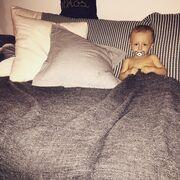 Σοφία Καρβέλα: Η «τρυφερή» φωτογραφία του γιου της λίγο πριν κοιμηθεί!