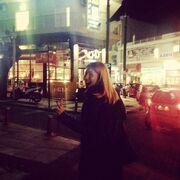 Μαρία Ηλιάκη: Νυχτερινή έξοδος με φίλους