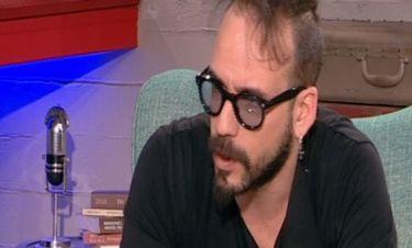 Μουζουράκης: «Για το παιδί της Μαρίας είμαι σαν τον μεγάλο αδερφό»