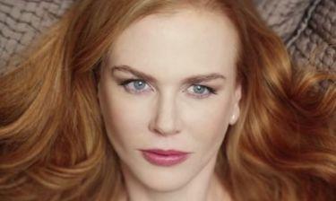 Η Nicole Kidman σε μια διαφήμιση που … πετάει