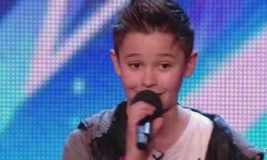 Έγραψε τραγούδι για την επίθεση bullying που δέχθηκε  και το είπε στο Britain's Got Talent