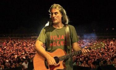 Φίλιππος Πλιάτσικας: «Δεν ονειρευόµουν ποτέ να γίνω ροκ σταρ»