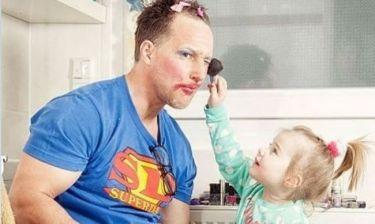 Όταν οι μπαμπάδες κάνουν τα πάντα για τις κόρες τους (εικόνες)
