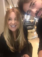 Η Ναταλία Γερμανού απέκτησε νέο look στα μαλλιά της (φωτό)