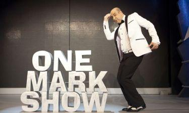 Η επίσημη ανακοίνωση του Mega για το «One Mark Show»