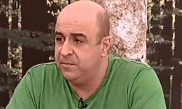 Μάρκος Σεφερλής: «Στην εκπομπή έχουμε έναν καλό λόγο για όλους»