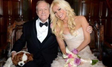 «Κουνελάκι» του Playboy «καίει» τον Χιου Χέφνερ