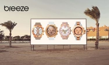 Breeze Watches: Your Fashion Journey Starts Here!