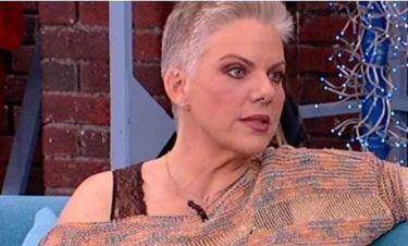 Νανά Παλαιτσάκη: Τι αποκάλυψε για την εγκυμοσύνη της στο Λύκειο