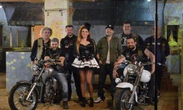Backstage από το νέο βίντεο κλιπ του Lava