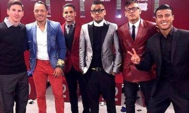 Η αλήθεια για το ντύσιμο των παικτών της Μπαρτσελόνα! (photo)