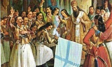Αστρολογική επικαιρότητα 25/3: 25η Μαρτίου 1821 - «Ο Θεός έβαλε την υπογραφή του για την λευτεριά της Ελλάδας και δεν την παίρνει πίσω»