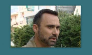 Καπουτζίδης: «Μου αρέσει που υποδύομαι τον συγκεκριμένο χαρακτήρα»
