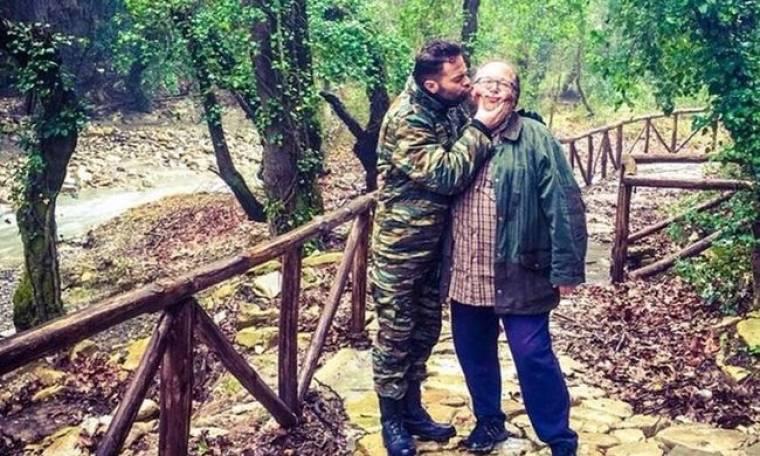 Ηλίας Βρεττός: Η αδυναμία στον… πατέρα του
