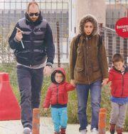 Σπανούλης-Χοψονίδου: Τον Αύγουστο έρχεται η κόρη τους