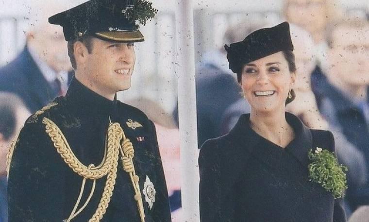 Kate Middleton: Επίσημα καθήκοντα λίγο πριν τον τοκετό
