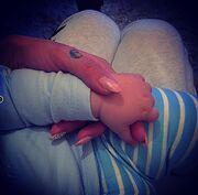 Αγγελική Ηλιάδη: Η τρυφερή φωτογραφία που ανέβασε στο Instagram