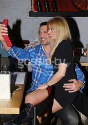 Ποια βγάζει selfie με τον Σταθοκωστόπουλο;