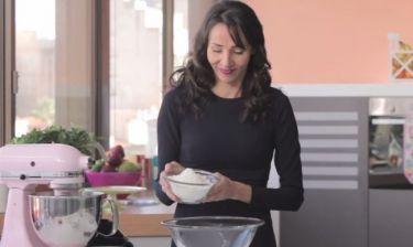 «My Sweet & Skinny life»: Η  Μαρίσα φτιάχνει μια τούρτα με καρύδα και lime