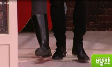 Τρελό Γέλιο: Ο Λιανός εμφανίστηκε με τρίτο πόδι στον Μάρκο Σεφερλή!