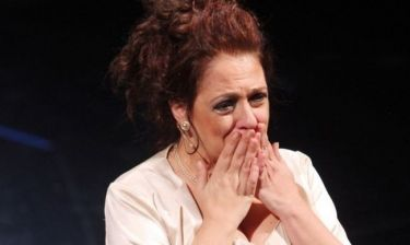 Ξέσπασε σε κλάματα η Ράντου στην σκηνή του Εθνικού