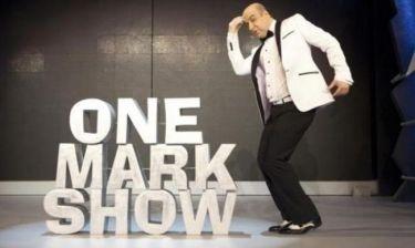 Πώς τα πήγε στην πρεμιέρα του το «One Mark Show» σε νούμερα τηλεθέασης;