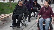 Ο Αντώνης Καφετζόπουλος σε αναπηρικό καροτσάκι. Τι συνέβη;