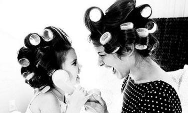 Tips ομορφιάς αποκλειστικά για μαμάδες!