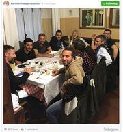 Το ταξίδι της Σπυροπούλου με τον Στρατή στη Φλωρεντία!