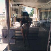 Η 17χρονη αδελφή της Kim Kardashian αναστατώνει το Instagram