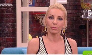 Η συγκίνηση της Έλενας Τσαβαλιά  on air στο Μega Mε Μία